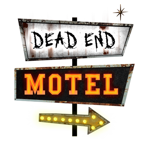 Dead End Motel at Fright Acres Colorado