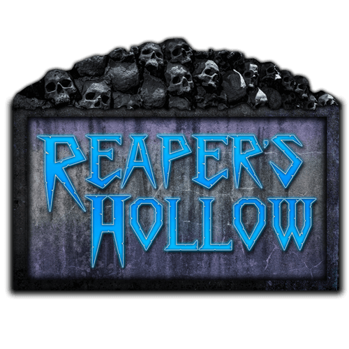 Reaper's Hollow haunted house at Fright Acres